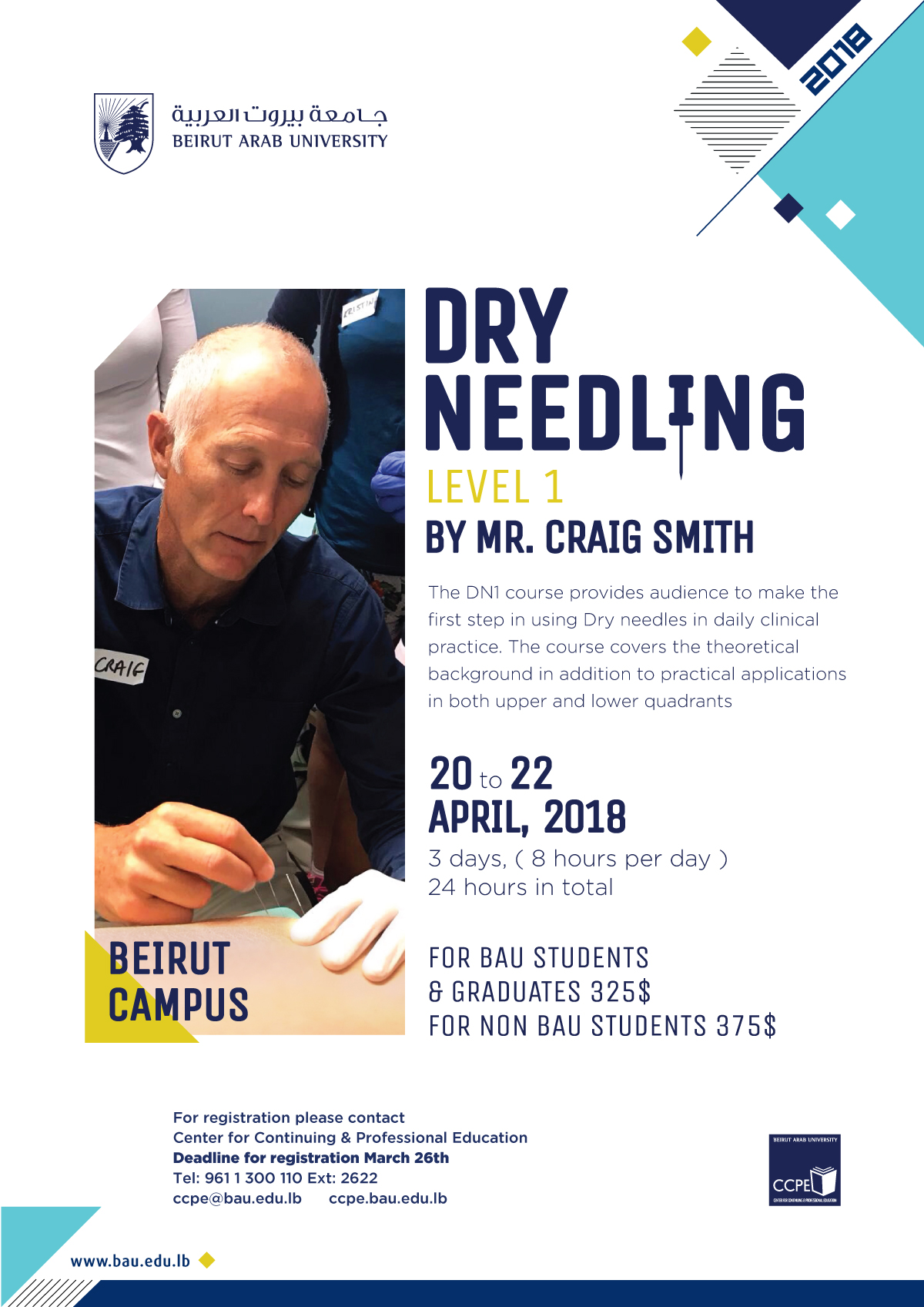 Dry Needling Level 1