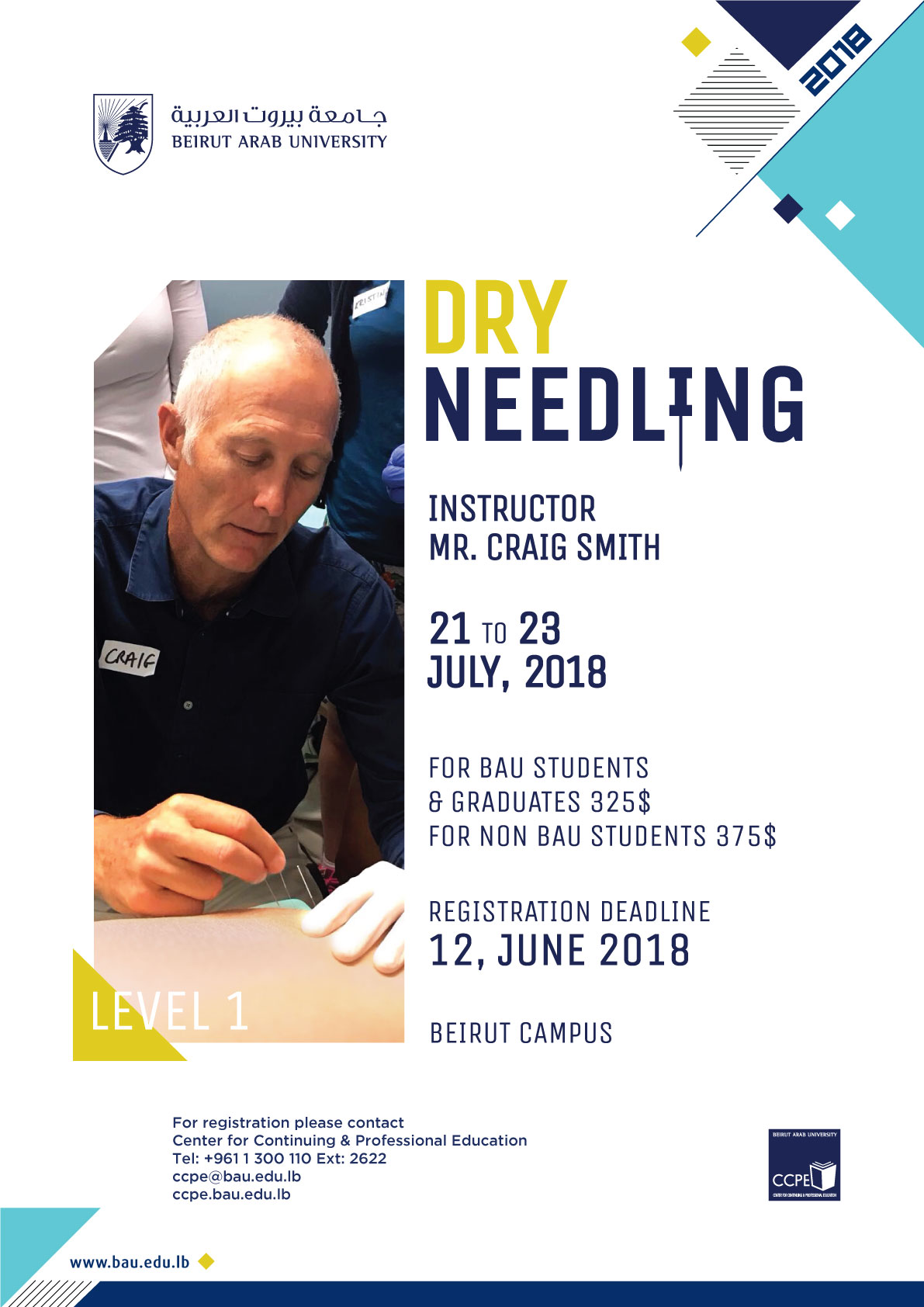 Dry Needling: Level 1